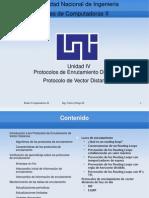 Clase 8 - Protocolos de Enrutamiento Vector Distancia
