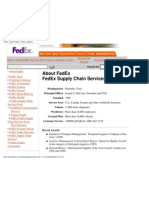 99 Fedex