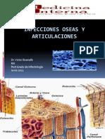 Infecciones óseas y articulares