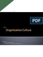 BA 7 - Organization Culture