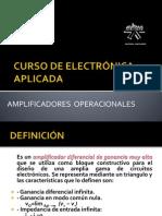 Curso de eletrônica aplicada (amplificadores)
