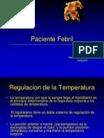 Paciente Febril