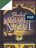 Shahih Asbabun Nuzul 1