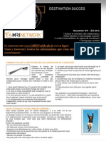 Newsletter N°9 - Eté 2012