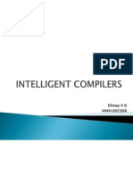 Intelligent Compilers