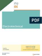 Electrotechnical Apprenticeship Framework FR00701 June 2011