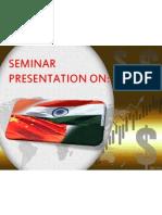 International Trade India & China