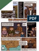 comic de San Juan de Avila, doctor de la Iglesia