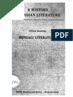 A History of Indian Literature Vol IX Fasc 3 Bengali Literature - J Gonda