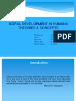 Class Presentation Business Ethics - Moral Development