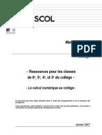 Doc Acc Clg Calcul Numerique 109171