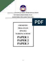 Spm Trial 2012 Chemistry a SBP