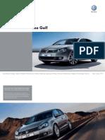 Golf Vi Brochure