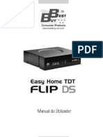 Manual EHome TDTFlipDS