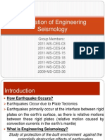 Application of Engineering Seismology (1)