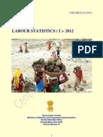Manual Labour Statistics-I 3oct12