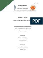 Mendoza-Mondala Term Paper