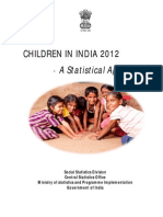 Children in India 2012