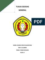 Geodas Mineral