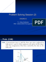 Problem Session (2)