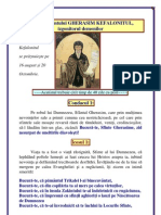 055. Acatistul Sfantului Gherasim Kefalonitul