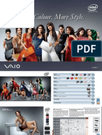 VAIO Catalogue 2011