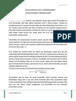 Perbedaan Antara Local Thresholding Dengan Global Thresholding