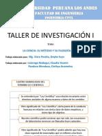 Taller de Investigacion- Ley Cientifica