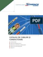 Catalog de Cabluri Si Conductoare