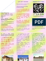Low Cost Housing Brochure