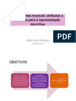 Documentos musicais