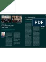 """Informacja o seminarium """"Fundamenty palowe 2009""""."""