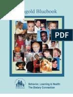ADHD DIET - Blue Book 2012