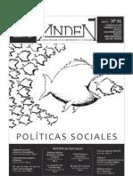 Andén 31 - Políticas Sociales
