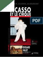 2006 Gianadda Picasso