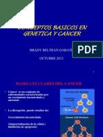 Conceptos Basicos en Genetica y Cancer