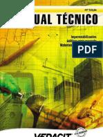 manual tecnico para construção civil