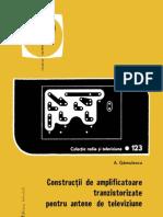 Filehost_Constructii de Amplificatoare Tranzistorizate Pentru Antene de Televiziune