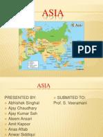 Asian Circumstances