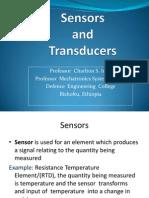 PE-4030 Ch 2 Sensors and Transducers Arma Part 1 Final