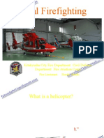 Fire Control by Fire Aviation Corps