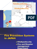 Fire Prevention System(JICA TC, 2010)