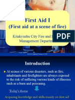First Aid 1 2010