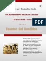 Fuentes Del Neolitico