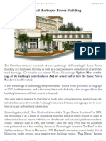 Scientology- Secrets of the Super Power Building