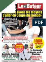 LE BUTEUR PDF du 08//10/2012