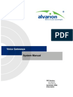 Alvarion VG-1D1V-SIP Voice Gateway