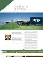 Nota SARAVIA LMD 25 Sustentable e Internacional El verde en la arquitectura