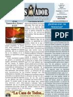 """2012-10-07 """"EL CONQUISTADOR"""" Boletín Semanal de La casa de Todos"""