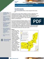 DHS Emergency Communications Forum ECF+Vol+10